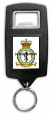 ROYAL AIR FORCE 17 SQUADRON BOTTLE OPENER KEY RING