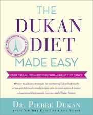 The Dukan Diet Made Easy, Pierre Dukan
