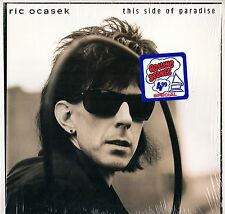 Ric Ocasek (The Cars) LP Geffen Records 1986, GHS-24098, This Side of Paradise