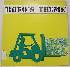 "ROFO : ROFO'S THEME Single 12"" Vinyl 45rpm Excellent"