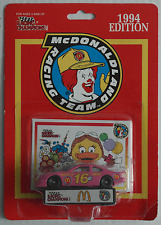 "Racing Champions - Ford T-Bird pink ""McDonaldland Racing Team"" Neu/OVP"