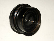 Very rare Bausch and Lomb Rochester Baltar 35 mm 2.3 movie cine lens