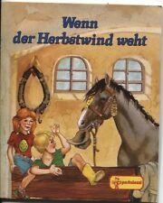 Pestalozzi-Buch - Wenn der Herbstwind weht
