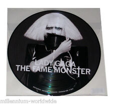 "NEW - LADY GAGA - THE FAME MONSTER - 12"" VINYL LP - PICTURE DISC RECORD ALBUM"