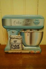Novelty Food Mixer Biscuit Tin New And Sealed