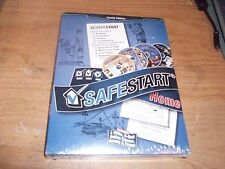 Safe Start Home Family Edition Online Course Games & Prizes (4-DVD Set 2011) NEW