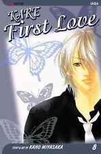 Kare First Love, Vol. 8 (Kare First Love (Graphic Novels)) (v. 8), Kaho Miyasaka