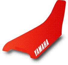 (MXM) Seat Cover YZ125 1989-92 YZ250 1988-1992 RED YZ 125 250