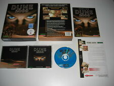 Duna 2000 PC CD ROM Original Caja Grande-Fast Secure Post
