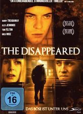 THE DISAPPEARED, Das Böse ist unter uns (Harry Treadaway, Alex Jennings)