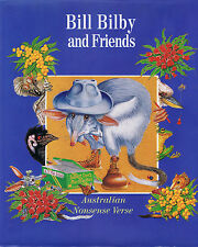 Bill Bilby and Friends: Australian Nonsense Verse by Roger J Tulloch HAREDCOVER