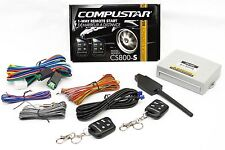 Compustar CS800-S Car Auto Remote Start Starter with Keyless Entry CS-700S