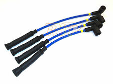 Magnecor 8mm Ignition HT Leads/wire/cable BMW 318iS/Compact E36 1.8 SOHC 91-99