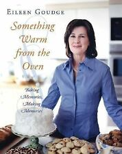 Eileen Goudge: Something Warm from the Oven (HB/DJ, 1st Edition)