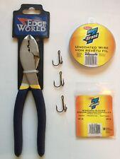 Huddleston Swimbait Butch Brown Rigging Kit Swimbait Stinger Hooks Osprey
