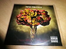 NEW POLITICS - NEW POLITICS !!!!! CD COLLECTOR !!!!!DJ CD!!!!!