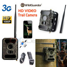 WildGuarder HD Hunting Trail Camera IR 940nm 12MP Scout Game Infrared GSM 3G MMS
