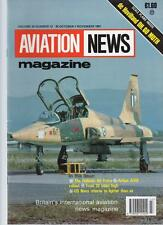 AVIATION NEWS MODEL MAGAZINE V20 N12 THE HELLENIC AIR FORCE AIRBUS A340 ROLLOUT