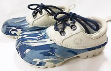 Crocs kids close clogs camouflage size m1 w3 run small