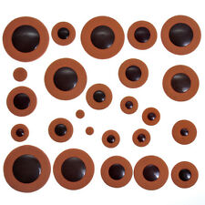 Deluxe Tenor Saxophone Leather Pads Woodwind 25pcs for Yamaha SIZE replacement