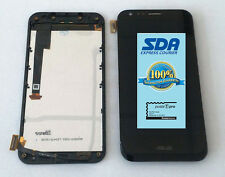 TOUCH SCREEN LCD DISPLAY FRAME ASUS PADFONE 2 A68 ORIGINALE+BIDESIVO