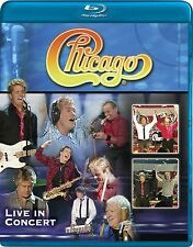 Chicago: Live in Concert [Blu-ray] New DVD! Ships Fast!