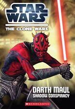 Star Wars: The Clone Wars: Darth Maul: Shadow Conspiracy