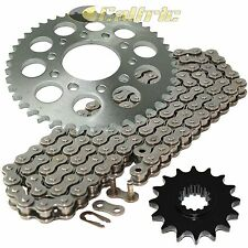 Drive Chain & Sprocket Kit Fits HONDA VFR750F RC24 1986-1989