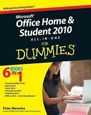 Office Home and Student 2010 All-in-One For Dummies (For Dummies (Computers)), W