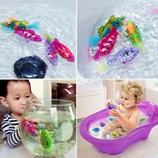 Swimming Robofish Robot Fish Activated in Water Magical Electronic Toy For Kids