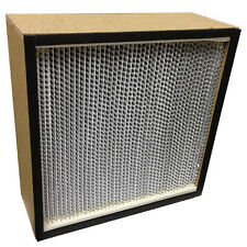 "24"" x 24"" x 11 7/8"" High Capacity HEPA Filter - Air Scrubber"