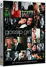 GOSSIP GIRL, Staffel 6 (3 DVDs) NEU+OVP