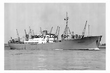 mc4768 - Swedish Johnson Line Cargo Ship - Canada in 1974 - photograph