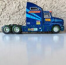 "Realtoy Hauler Cab - Die-Cast - Rubber Tires - Approx 5 1/4 "" Length X 2 1/2 "" H"