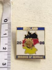 Germany 2006 Badge England Invasion English hooligan Football fans collectable