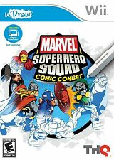 uDraw Marvel Super Hero Squad: Comic Combat Wii