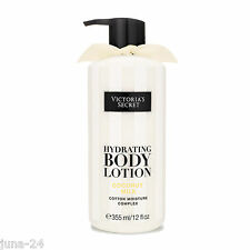 (9,85€/100ml) Victoria's Secret Body Lotion COCONUT MILK 355ml Cotton Moisture