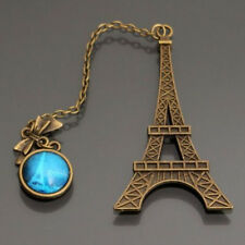 Eiffel Tower Metal Bookmarks For Book Creative Item Kids Gift Stationery  IO