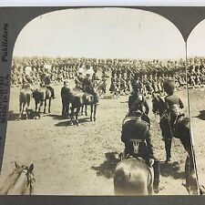 Keystone View Company Stereoview 48th Highlanders Of Toronto Canada