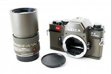 Excellent Leica R3 Safari Camera Elmar-R 180mm F/4 Lens From Japan 1009-127259
