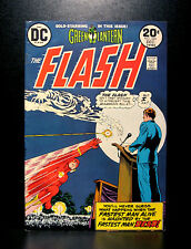 COMICS: DC: The Flash #224 (1973) - RARE (figure/vintage/statue/batman)
