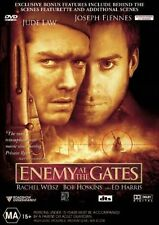 ENEMY AT THE GATES Rachel Weisz / Jude Law DVD R4 - NEW
