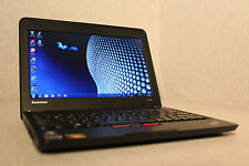 ThinkPad X130e AMD Dual Core Laptop, 11.6 Display, HDMI, WiFi, 320HD, 4Gb, Win 7