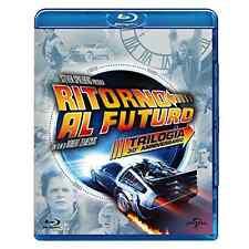 Cof *** RITORNO AL FUTURO Trilogia 30° Anniversario (4 Blu-Ray) *** sigillato