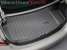 WeatherTech Cargo Liner Trunk Mat for Chevrolet Malibu - 2016-2017 - Black
