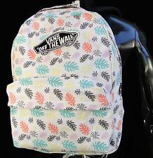 Vans Realm Otono Down Mens Unisex Backpack School Bag