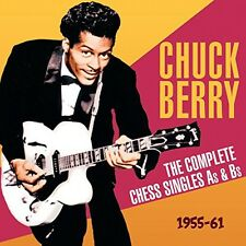 Complete Chess Singles As & Bs 1955-61 - Chuck Berry (2015, CD NEUF)