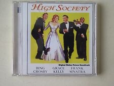 High Society Original Motion Picture Soundtrack 2007 CD MCPS 706542