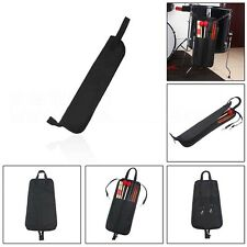 Pro Thickened Drum Stick Bag Waterproof Oxford Cloth Percussion Drumstick Bag