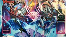Vanguard BT17 Blazing Perdition Sneak Peek Playmat - Vanguard - MINT